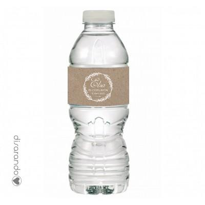 Botella Agua Personalizada Craft